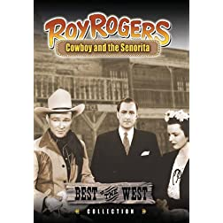Roy Rogers - Cowboy and the Senorita