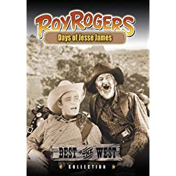 Roy Rogers - Days of Jesse James