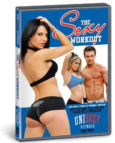 The Sexy Workout DVD