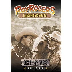 Roy Rogers - Lights of Old Santa Fe