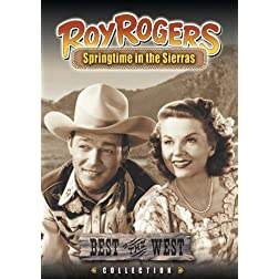 Roy Rogers - Springtime in the Sierras