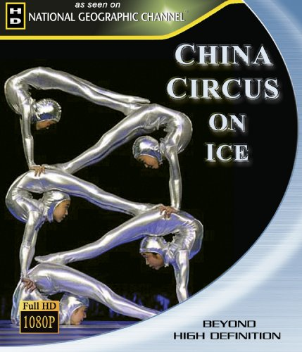 China Circus on Ice [Blu-ray]
