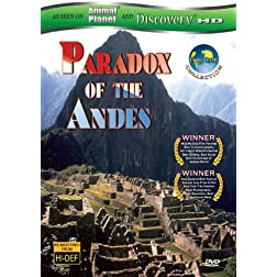 Paradox of the Andes