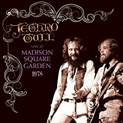 Jethro Tull: Live at Madison Square Garden 1978 (DVD/CD)