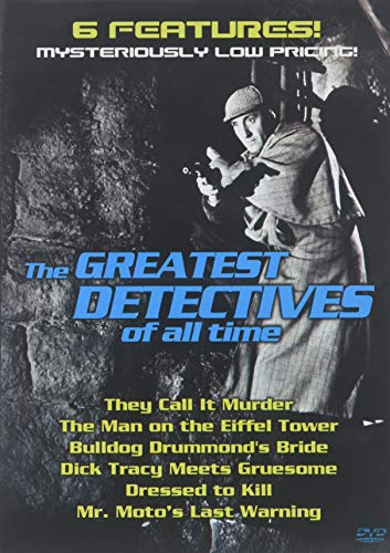 The Greatest Detectives Of All Time