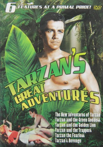 Tarzans Great Adventures