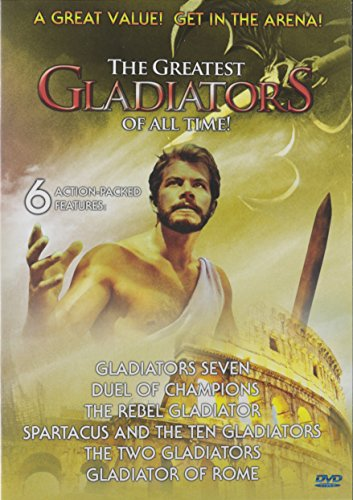 The Greatest Gladiators Of All Time