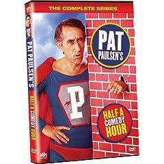 The Pat Paulsen's Half a Comedy Hour