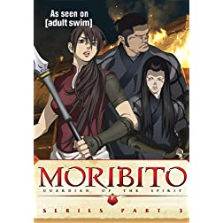 Moribito Volumes 5 & 6 -2Pack