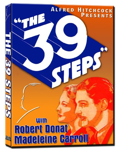 The 39 Steps (COLLECTOR'S EDITION) 1935