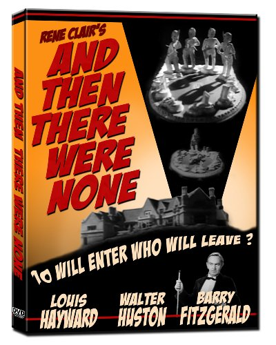 And Then There Were None (COLLECTOR'S EDITION) 1945