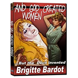 And God Created Women (COLLECTOR'S EDITION) 1956