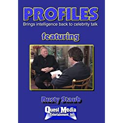 PROFILES featuring Rusty Staub