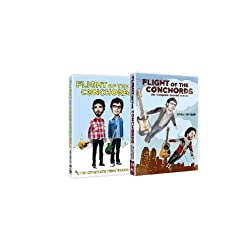 Flight of the Conchords: The Complete First and Second Seasons