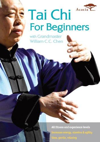 Tai Chi for Beginners with Grandmaster William C.C. Chen