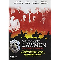 Wild West Lawmen DVD