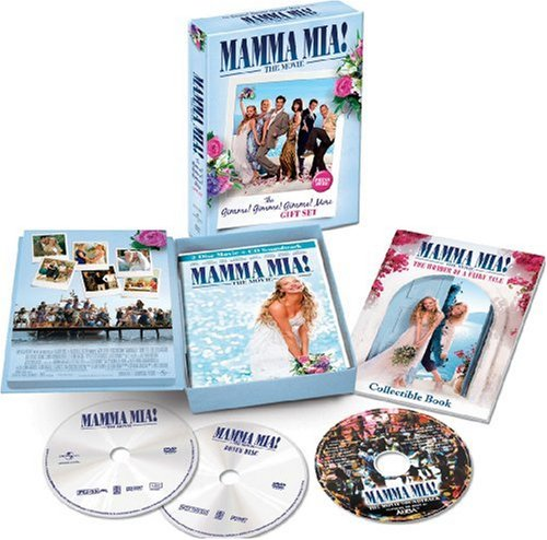 Mamma Mia! The Movie - Gimme! Gimme! Gimme! DVD Gift Set Version