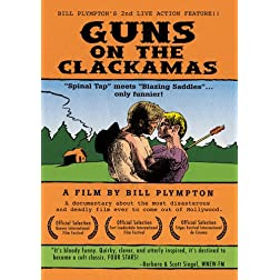 Guns on the Clackamas by Bill Plympton