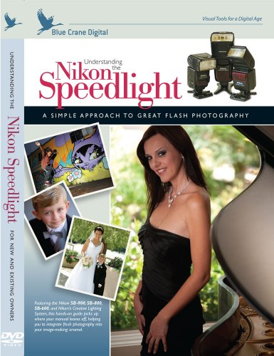 Understanding the Nikon Speedlight: SB-900, SB-800, SB600