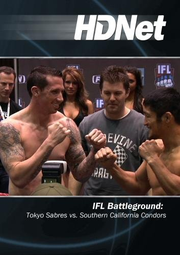 IFL Battleground: Tokyo Sabres vs. Southern California Condors