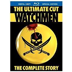 Watchmen: The Ultimate Cut [Blu-ray]