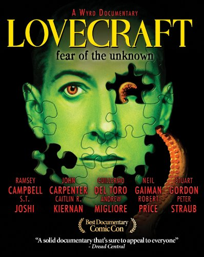 Lovecraft: Fear of the Unknown (Blu-ray) [Blu-ray]