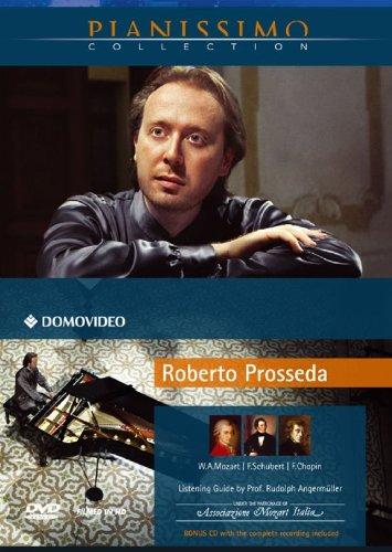 Pianissimo Collection: Roberto Prosseda - Mozart/Schubert/Chopin