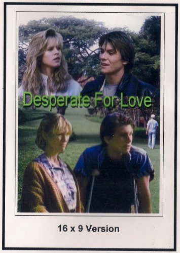 Desperate For Love 16x9 Widescreen TV.