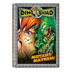 Dino Squad: Mutant Mayhem