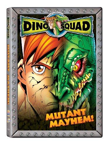 Dino Squad: Mutant Mayhem