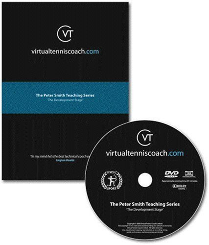 Tennis Coaching DVD - from Lleyton Hewitt's Coach Peter Smith - 'The Development Stage' by Virtual Tennis Coach
