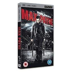 Max Payne [UMD for PSP]