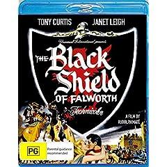 The Black Shield of Falworth [Blu-ray]