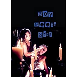 Boy Meets Girl (1994) Cult horror film directed by Ray Brady. 18 Cert UK