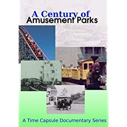 A Century of Amusement Parks: From Coney Island to DisneyLand