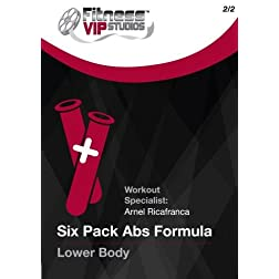 Six Pack Abs Formula - Lower Body - Disc 2/2