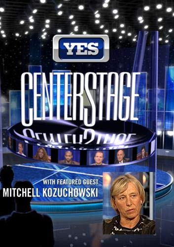 CenterStage: Martina Navratilova