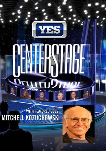 CenterStage: Larry David