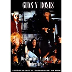 Guns N' Roses: Destructive Appetite Interviews