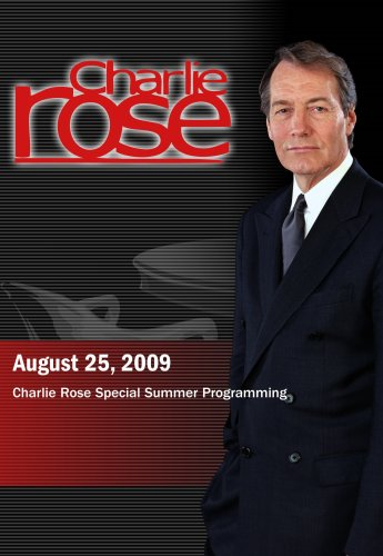 Charlie Rose (August 25, 2009)