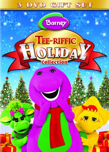 Barney: Tee-riffic Holiday Collection