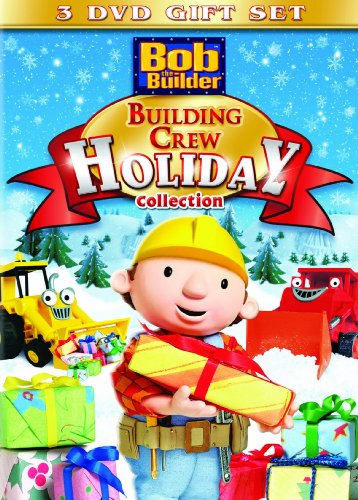Bob the Builder: Building Crew Holiday Collection