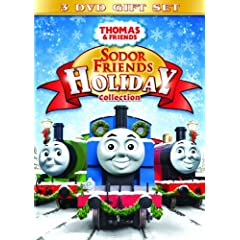 Thomas & Friends: Sodor Friends Holiday Collection