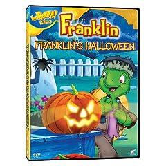 Franklin: Franklin's Halloween