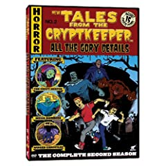 Tales from the Cryptkeeper: The Complete Second Season - All the Gory Details