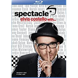 Elvis Costello: Spectacle - Season One [Blu-ray]