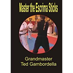 Master the Escrima Sticks