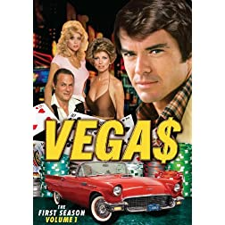Vega$: The First Season, Vol. 1
