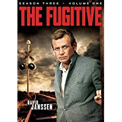 The Fugitive: Season Three, Vol. 1
