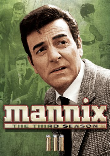 Mannix: The Third Season
